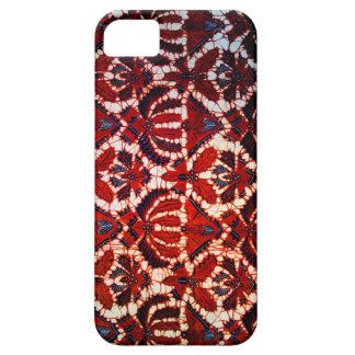 iphone 5/5s Fall mit einzigartigem Batik iPhone 5 Schutzhüllen
