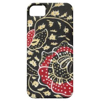 iphone 5/5s Fall mit einzigartigem Batik patten#04 Hülle Fürs iPhone 5