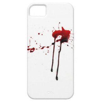 IPhone 5/5s Fall von AOM Entwurf (Blut) Barely There iPhone 5 Hülle
