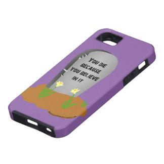 iPhone 5/5s plus starken Abdeckung Tod ist eine iPhone 5 Etui