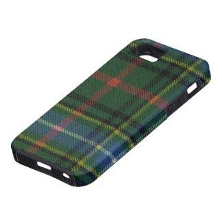 iPhone 5 Bisset alter Tartan-Kasten iPhone 5 Schutzhüllen