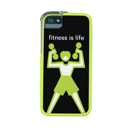 iPhone 5 die Fitness der Frauen Fall iPhone 5 Cover
