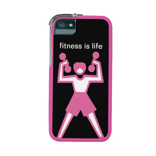 iPhone 5 die Fitness der Frauen Fall iPhone 5 Hülle