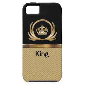 iPhone 5 Fall-königlicher König Etui Fürs iPhone 5