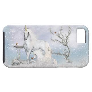 iPhone 5 Fall mit Fantasie-Einhörnern iPhone 5 Schutzhüllen
