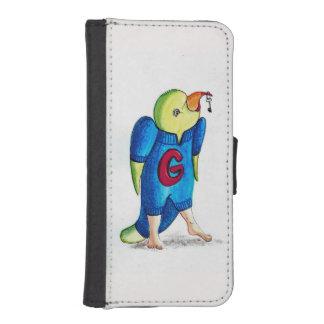 Iphone 5 Fall Papagei Geldbeutel Hülle Für Das iPhone SE/5/5s