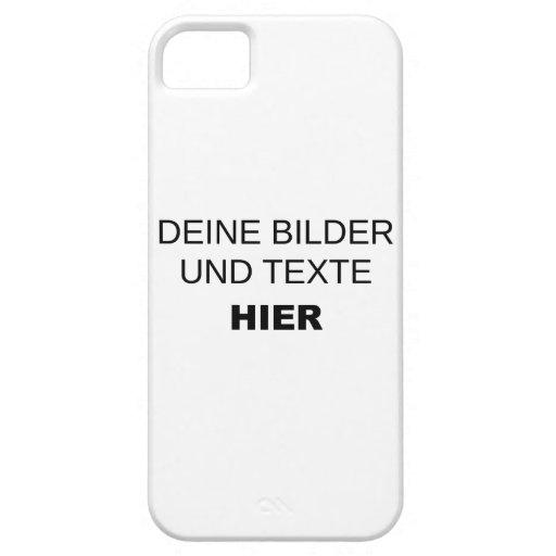 iPhone 5 Hülle selbst gestalten