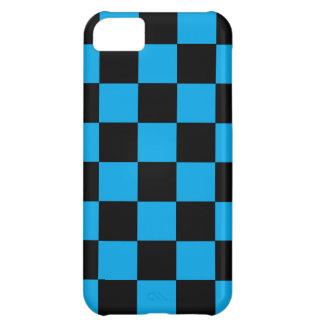 iPhone 5 Retro Achtzigerjahre blauer Hüllen Für iPhone 5C