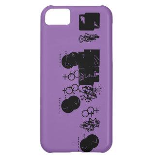iphone 5C Fallrosa iPhone 5C Hülle