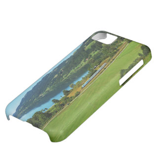 iPhone 5c Handy Cover Großer Alpsee