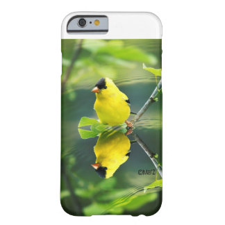 iphone 6/6s Goldfinch-Fall Barely There iPhone 6 Hülle