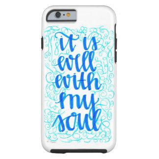 "Iphone 6/6s harter Fall ""es ist gut mit meinem Tough iPhone 6 Hülle"