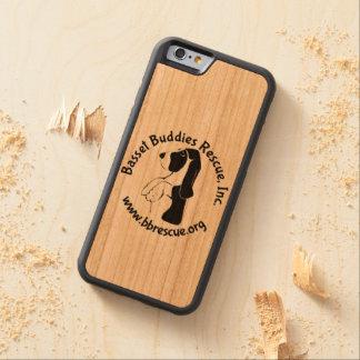 iPhone 6/6s Holzkasten Bumper iPhone 6 Hülle Kirsche