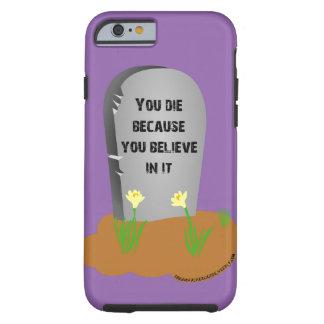 iPhone 6/6s ist starker Abdeckung Tod eine Lüge Tough iPhone 6 Hülle