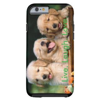 Iphone 6/6s niedlicher Welpen-starker Fall Tough iPhone 6 Hülle