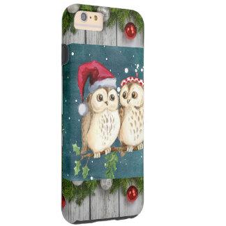 iPhone 6/6s plus, starker Weihnachtstelefon-Kasten Tough iPhone 6 Plus Hülle