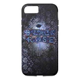 "iPhone 6/6S ""schwarze Rosen-"" Fall iPhone 8/7 Hülle"