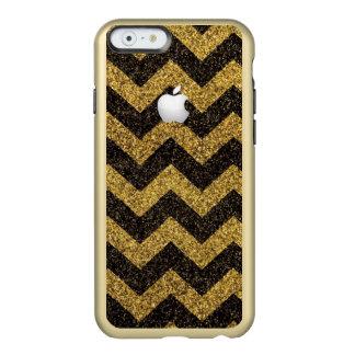 iPhone 6/6s Schwarzes und Gold glänzen, Feather® Incipio Feather® Shine iPhone 6 Hülle