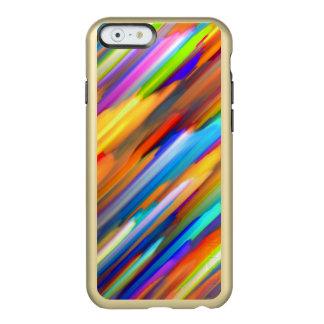 iPhone 6 bunte digitale Kunst Falles, die G391 Incipio Feather® Shine iPhone 6 Hülle