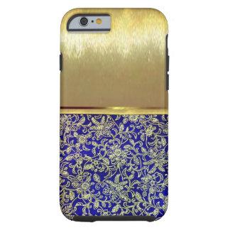 iPhone 6 cooler Muschel-Goldentwurfs-Fall