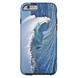 iPhone 6 Fall blaues Ozean-Wellen-Foto Tough iPhone 6 Hülle