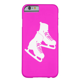 iPhone 6 Fall Eis-Skate-Rosa Barely There iPhone 6 Hülle