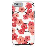 iPhone 6 Fall mit Kirschblüten Tough iPhone 6 Hülle