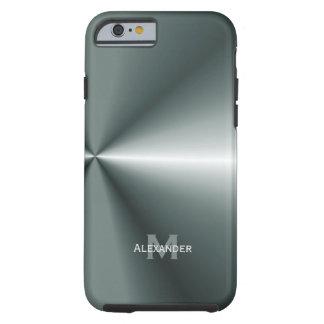 iPhone 6 Fall: Personalisiert: Metallblick-Fall Tough iPhone 6 Hülle