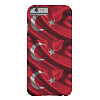 Iphone 6 Fall Türkischeflagge Barely There iPhone 6 Hülle