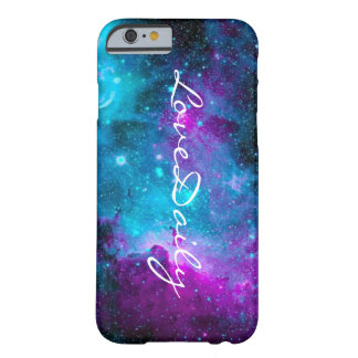 iPhone 6 Galaxie LoveDaily Fall Barely There iPhone 6 Hülle
