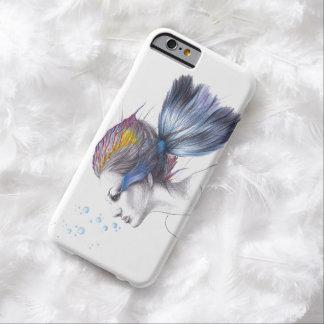 iPhone 6 Kunst der schönen Frauenfische surrealer Barely There iPhone 6 Hülle
