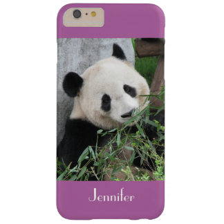 iPhone 6 Plusfall Panda-Strahlungs-Orchidee