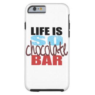 iPhone 6 Schokoladen-Bar-Fall! Tough iPhone 6 Hülle