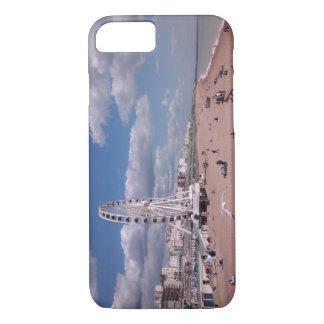 iPhone 7/7's Telefon-Kasten-Brighton-Strand iPhone 8/7 Hülle