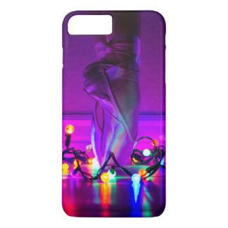 iPhone 7+/8+ Fall-Weihnachtslichter u. Pointe iPhone 8 Plus/7 Plus Hülle