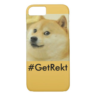 iPhone 7 Doge Meme Fall iPhone 8/7 Hülle