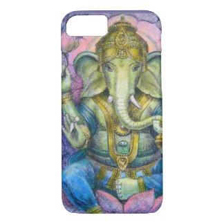 iPhone 7 Fall glücklicher Ganesha Elefant Buddha iPhone 8/7 Hülle
