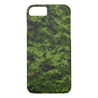 Iphone 7 Fall kanadische Tarnung CADPAT iPhone 8/7 Hülle