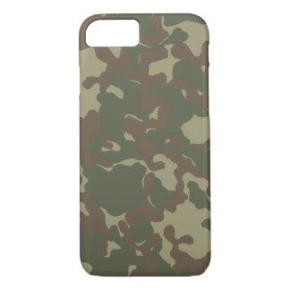 Iphone 7 Fall russische sowjetische Tarnung TTsKO iPhone 8/7 Hülle