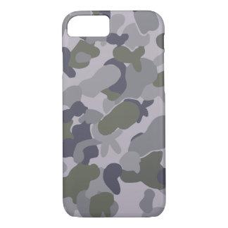 Iphone 7 Fall Tarnungs-Australier Auscam Marine iPhone 8/7 Hülle