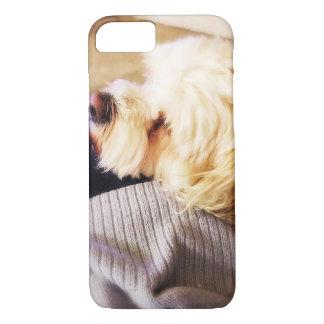 iPhone 7 Fall-Tierhund iPhone 8/7 Hülle