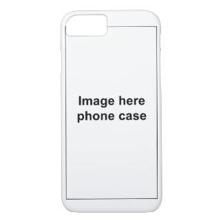 iPhone 7 Fallschablone iPhone 8/7 Hülle