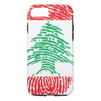Iphone 7 Libanese-Flagge Gase iPhone 8/7 Hülle