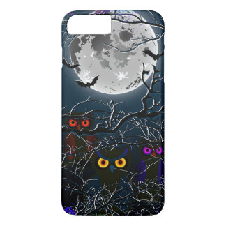 iPhone 7 Plusfall glückliches Halloween iPhone 8 Plus/7 Plus Hülle