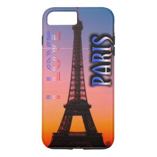 IPhone 7 Plusfall Paris iPhone 8 Plus/7 Plus Hülle