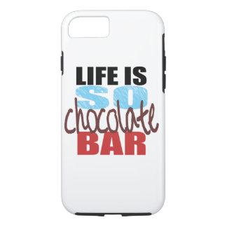 iPhone 7 Schokoladen-Bar-Fall! iPhone 8/7 Hülle