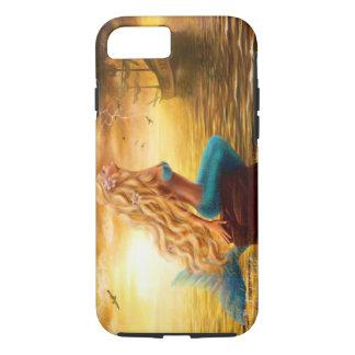 iPhone 7, starke schöne Prinzessin Meer iPhone 8/7 Hülle