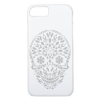 iPhone 8/7 d' Apple skull, ornament, winter, iPhone 8/7 Hülle