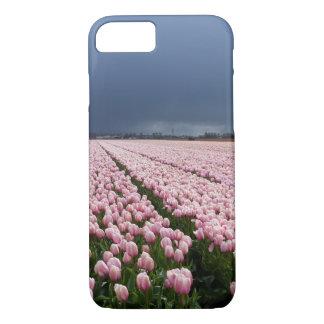 iPhone 8 Fall - Feld der Tulpen iPhone 8/7 Hülle