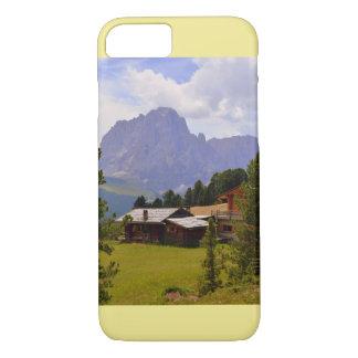 iPhone 8 Fall kundengerecht - Haus-Mountain View iPhone 8/7 Hülle